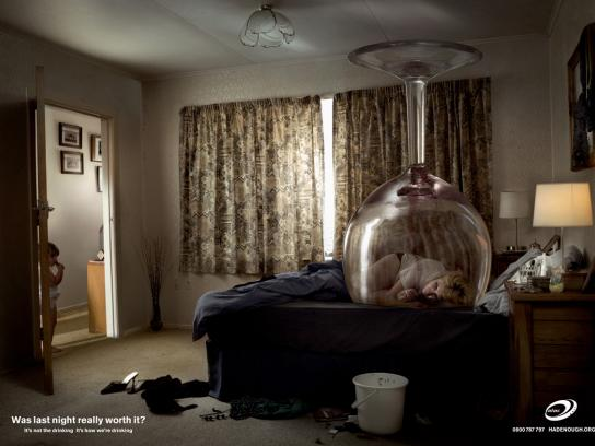 Alac Print Ad -  Bedroom