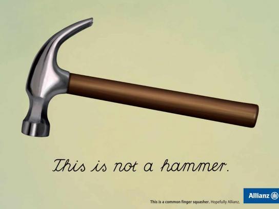 Magritte - hammer