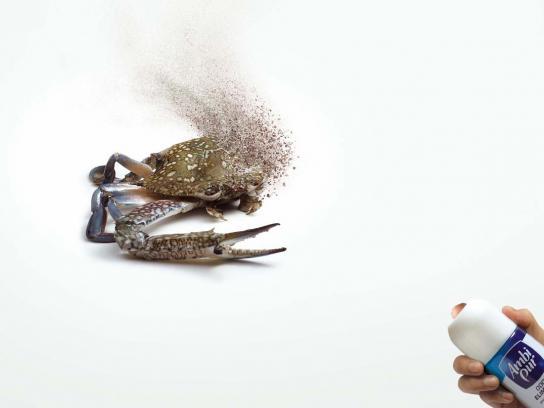 Ambi Pur Print Ad -  Crab