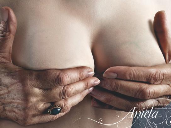 Aniela Print Ad -  Bra