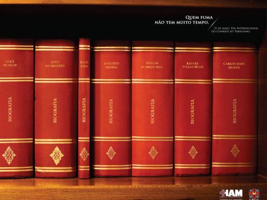 Hospital Aristides Maltez Print Ad -  Biography