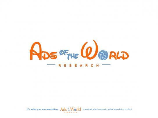 Ads of the World Print Ad -  Disney
