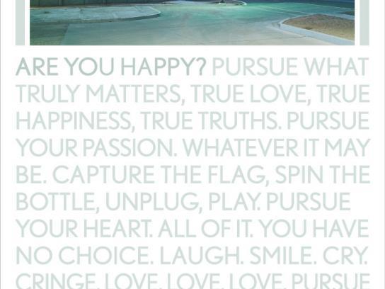 Lexus Print Ad -  Are you happy