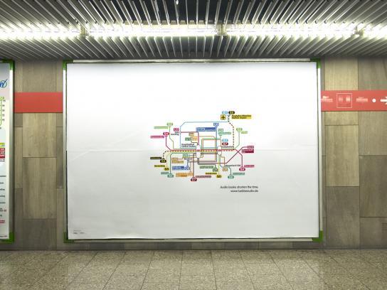 Lübbeaudio Outdoor Ad -  Munich