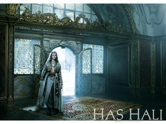 Has hali Print Ad -  Before sultan