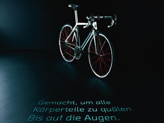 Bianchi Print Ad -  Eyes