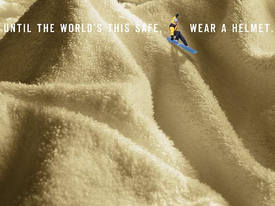 BIA Print Ad -  Snowboard