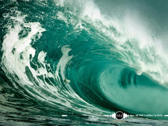 BKP Print Ad -  Wave
