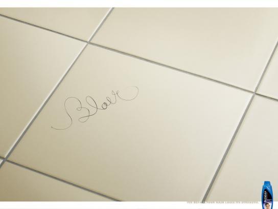 Blendax Print Ad -  Blair