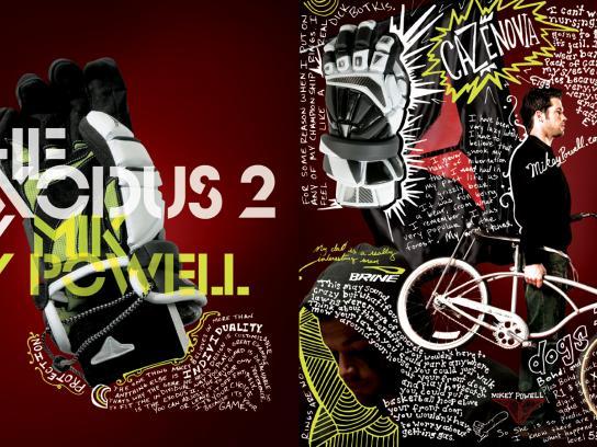 Mikey Powell Exodus