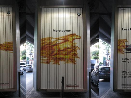 BMW Outdoor Ad -  Power