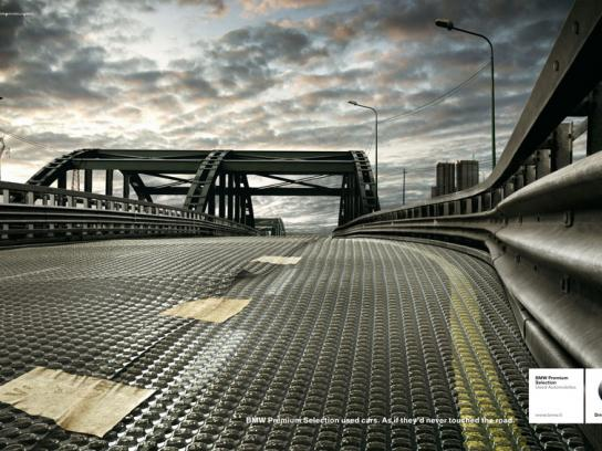 BMW Print Ad -  Bridge