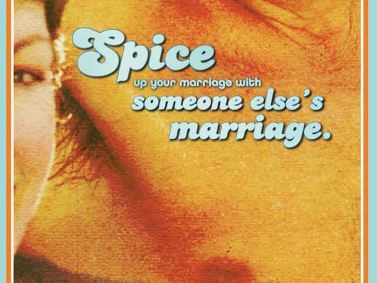 Dynasty Spa Print Ad -  Spice