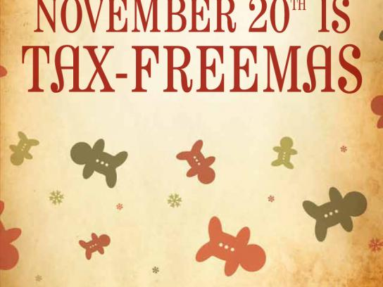 Bedford Place Mall Print Ad -  Taxfreemas