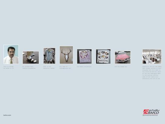 BAFCO Print Ad -  Dinesh