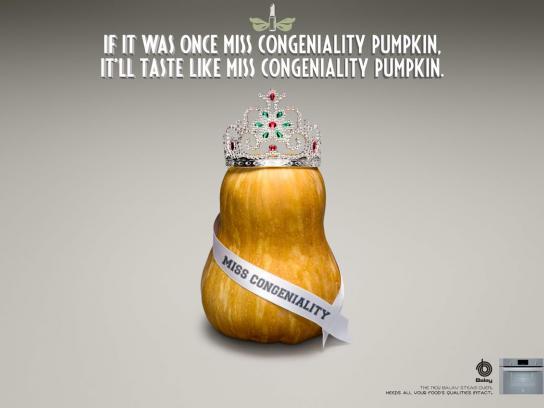 Balay Print Ad -  Pumpkin