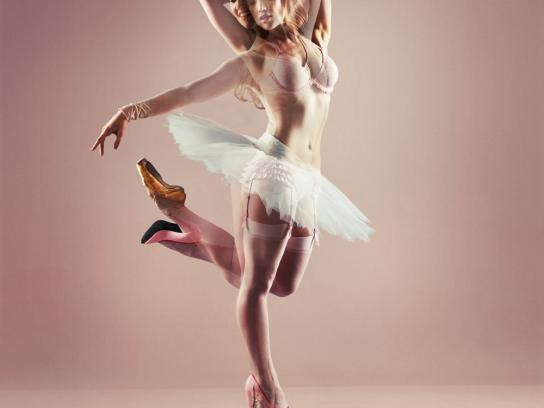 Smuin Ballet Company Outdoor Ad -  Ballet But Sexy