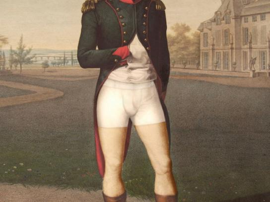 Balls Print Ad -  Napoleon
