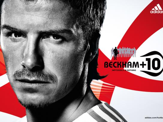 Impossible is nothing, Beckham