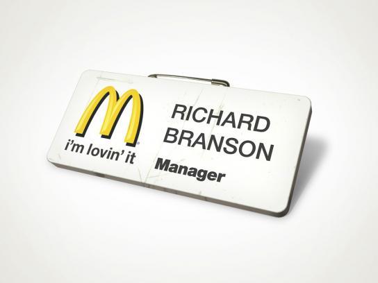 Career One Print Ad -  Branson