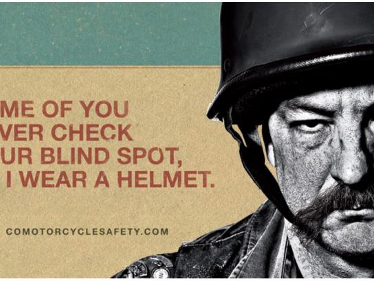 CDOT Outdoor Ad -  Blind spot
