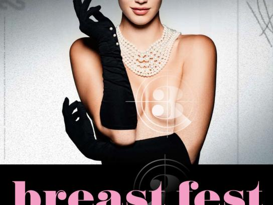 Breast Cancer Alliance Print Ad -  Poster, 1