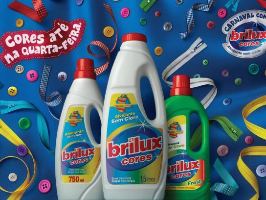 Brilux Cores Print Ad -  Carnival Campaign, 1