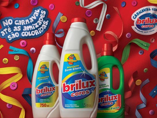 Brilux Cores Print Ad -  Carnival Campaign, 2