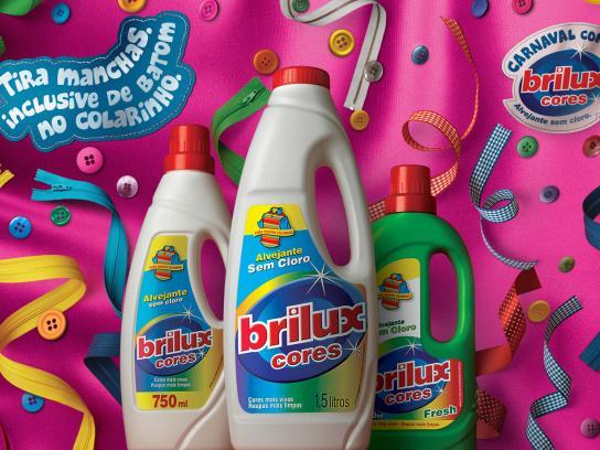 Brilux Cores Print Ad -  Carnival Campaign, 3