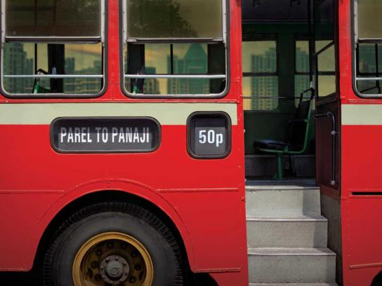 Go One Life, Bus