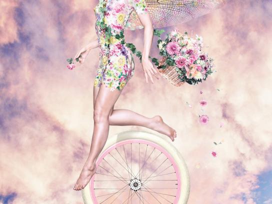 City Bike Depot Print Ad -  Fairy