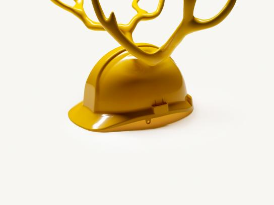 Kerakoll Print Ad -  Deer