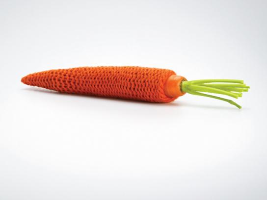 Calgary Farmers' Market Print Ad -  Carrot