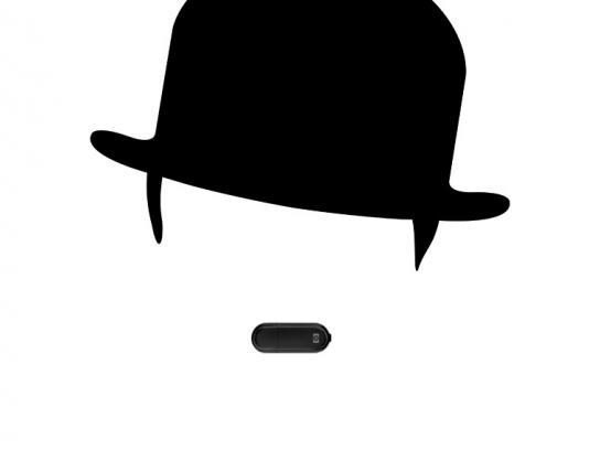 HP Print Ad -  Chaplin