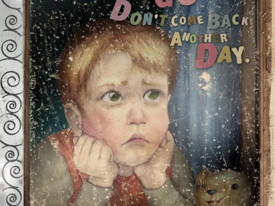 Children's Cancer Institute Australia Print Ad -  Story time, 1