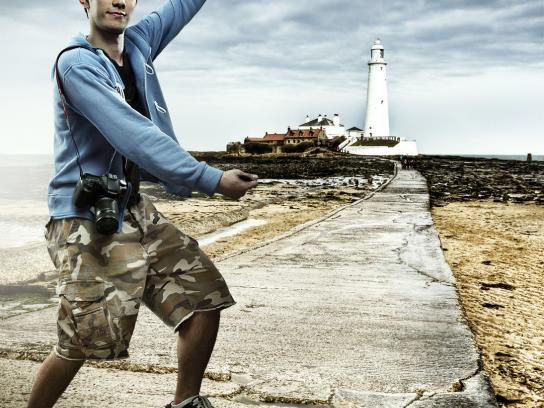 Canon Print Ad -  Lighthouse