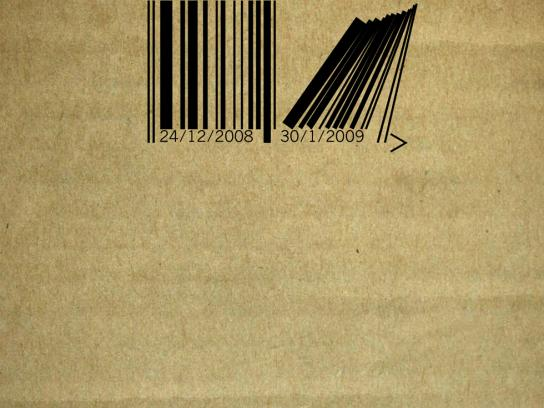 Carrefour Print Ad -  Bar code, 3