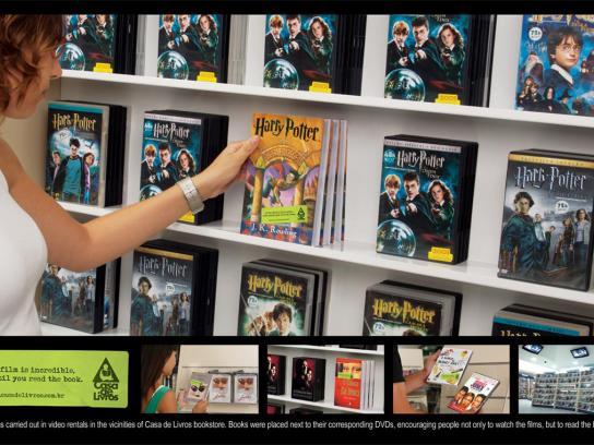 Casa de Livros Ambient Ad -  Harry
