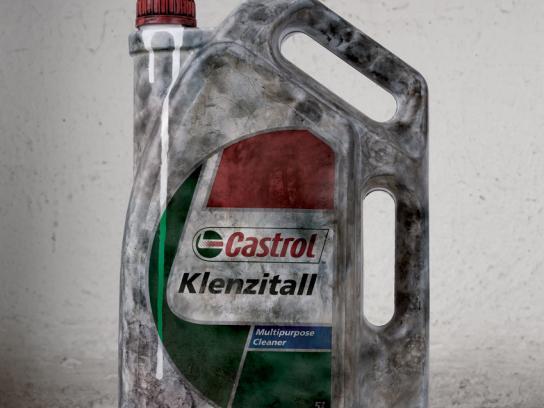Castrol Print Ad -  Multipurpose cleaner
