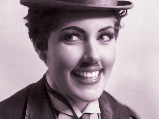 IG Print Ad -  Chaplin