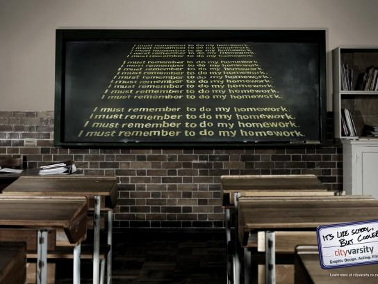 CityVarsity Print Ad -  Star Wars