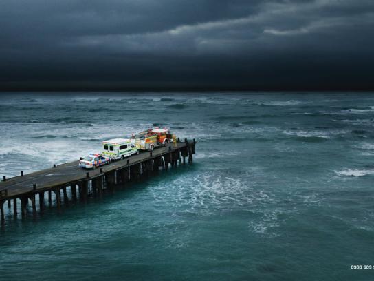 Coastguard Print Ad -  Help