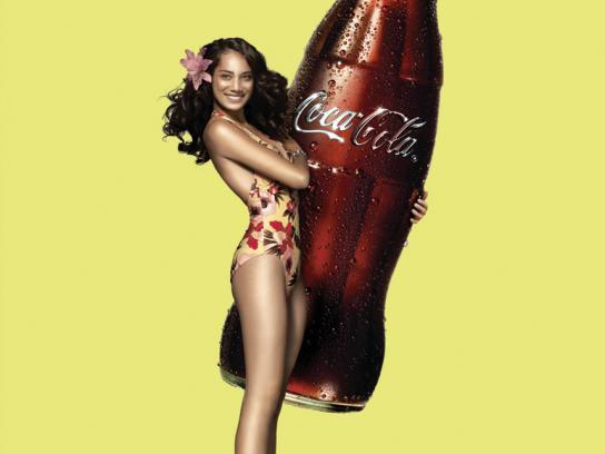 Coca-Cola Print Ad -  New Zealand, 1