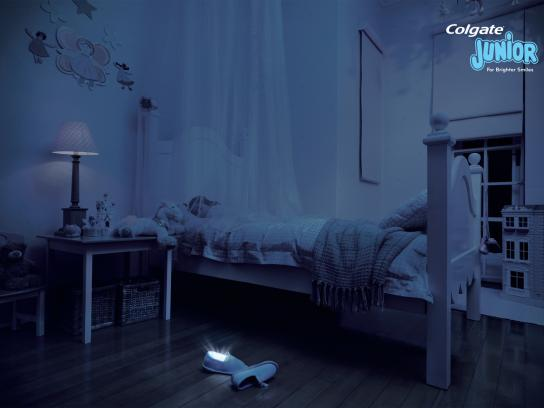 Colgate Print Ad -  Tooth Fairy