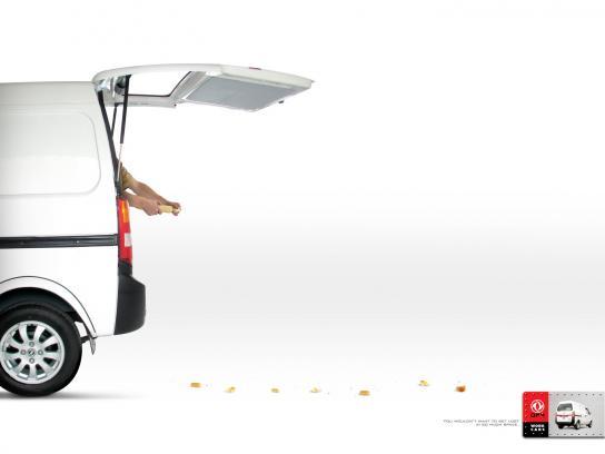 DFM Print Ad -  Bread