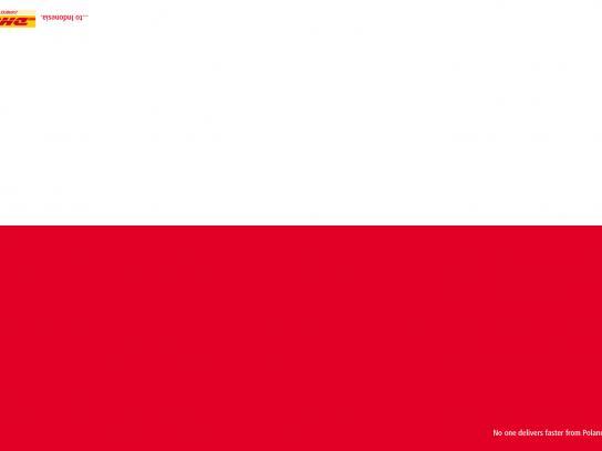 DHL Print Ad -  Polanesia