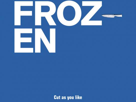XXXLUTZ Print Ad -  Frozen