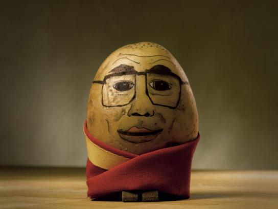 Potatoheads, Dalai lama
