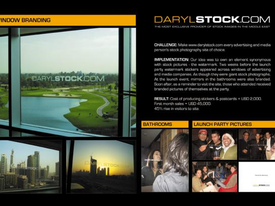 Darylstock Ambient Ad -  Watermark