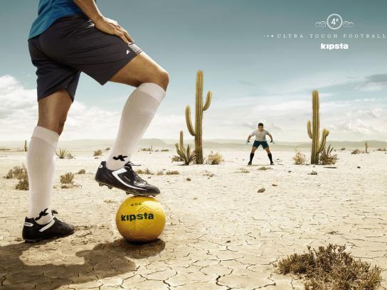 Decathlon Print Ad -  Cactus